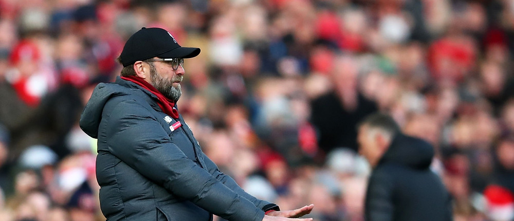 """A one-time colleague of Jurgen Klopp says Klopp can be """"crazy"""" and """"egocentric"""". [Getty]"""