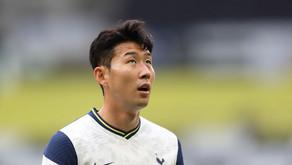 Mourinho hopes Heung-min Son pens new deal at Tottenham.
