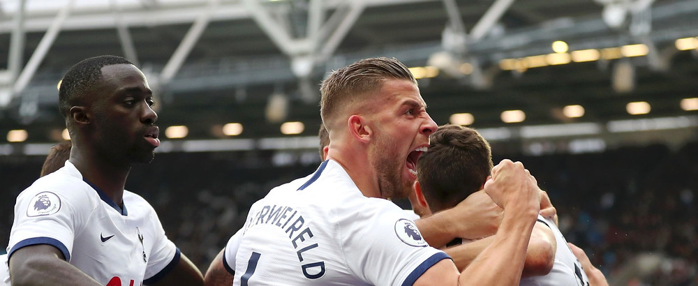 The Tottenham centre-back is hoping everyone is following the government measures to stop coronavirus. [Getty]