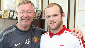 Wayne Rooney is grateful for the impact Sir Alex Ferguson had on his career.