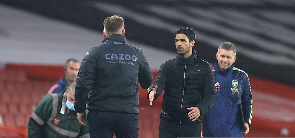 Arteta is under immense pressure to turn Arsenal's woes around [Getty]