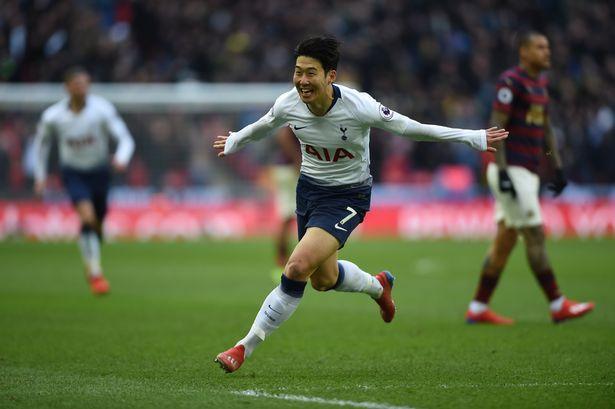 Son scores late winner against Newcastle. (Image: EMPICS Sport)