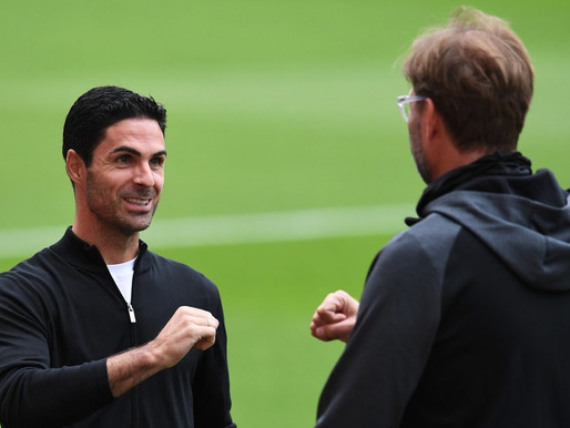 Arsenal vs Liverpool; A must-win for Klopp's Reds, says ex-Gunner.