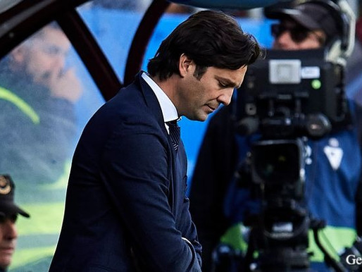 Eibar 3 - 0 Real Madrid: Not the kind of start Solari expected.