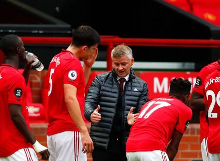 Man Utd boss Solskjaer coy on transfer business: 'I am very confident in my players.'
