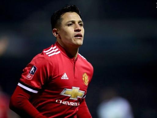 Sanchez out for a long time.