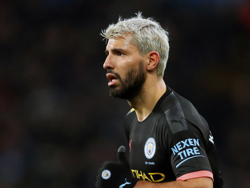 Aguero pours cold water on Barcelona transfer rumours amid uncertain Man City future