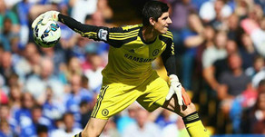 Chelsea goalkeeper Thibaut Courtois signs a new five-year contract with the Premier League club.