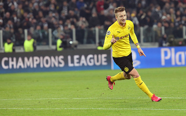 Reus is a versatile player and has a good goalscoring record.