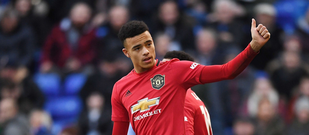 Mason Greenwood, 19, has been at Man Utd since he was seven. [GETTY]