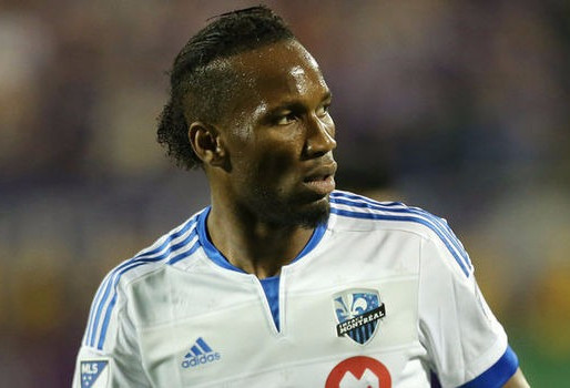 Drogba open to management.