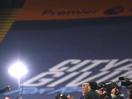 Manchester City boss Pep Guardiola has lauded his Cityzens'