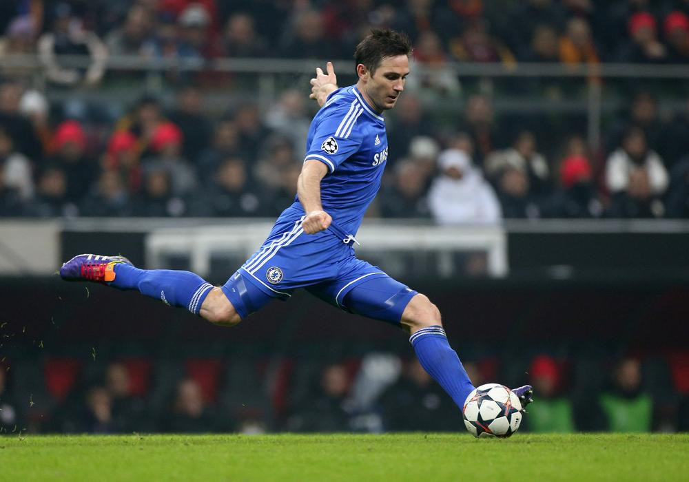 Frank Lampard. [Getty Images].