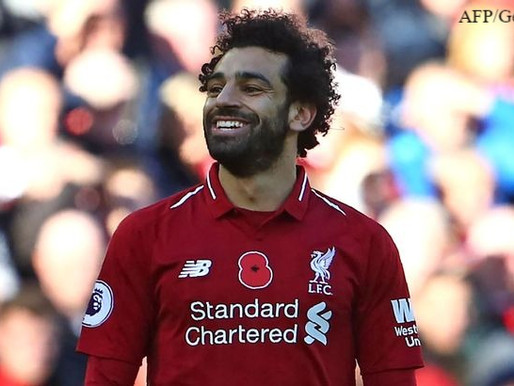 Salah wants to win titles for his beloved Liverpool.