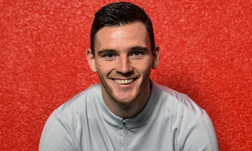 Andy Robertson's new deal.
