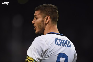 Icardi: 'I'm happy to stay at Inter.