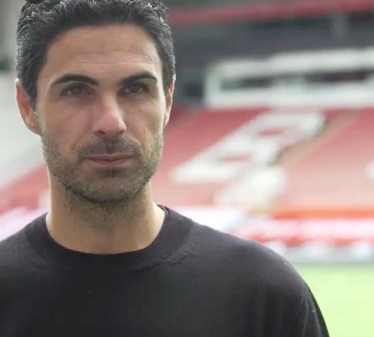 Arteta pleased with Pepe's display [Arsenal Player]