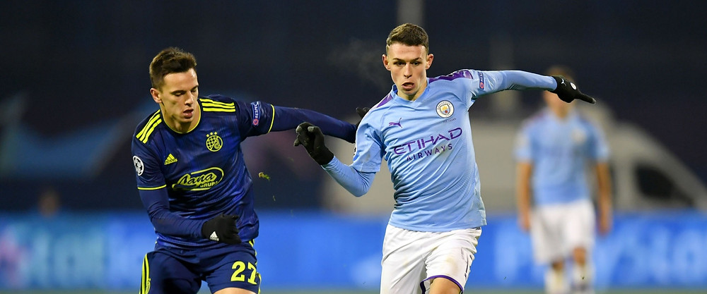 The England U-17 side of 2017 drew attention to precocious youngsters such as Manchester City's Phil Foden. [Getty]