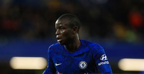Chelsea midfielder Kante: 'The thing is to stay together and do well for the next game.'