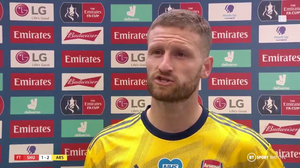 Mustafi happy with the Arsenal's character Sheffield United.