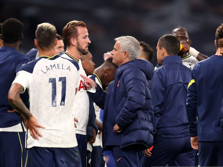 Eric Dier has lauded Jose Mourinho's impact at Tottenham.