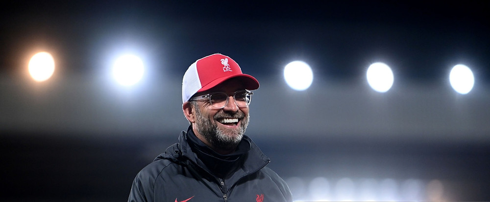 Jurgen Klopp, Manager of Liverpool reacts [Getty]