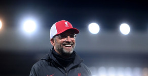 "Liverpool manager Jurgen Klopp: ""It was wow from us."""