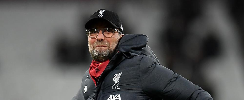 Jurgen Klopp guided the Reds to a Premier League title triumph. [Getty]