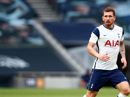 Jose Mourinho praises Tottenham midfield marshall Pierre-Emile Hojbjerg