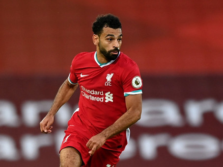 Mo Salah trained and looked really good -Jurgen Klopp.