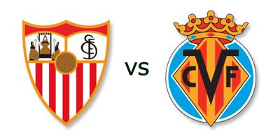 Sevilla vs Villarreal.
