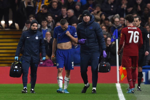 Mateo Kovacic has suffered an Achilles injury. [Getty]