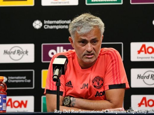 Mourinho hails special duo as he awaits injury updates on key players.
