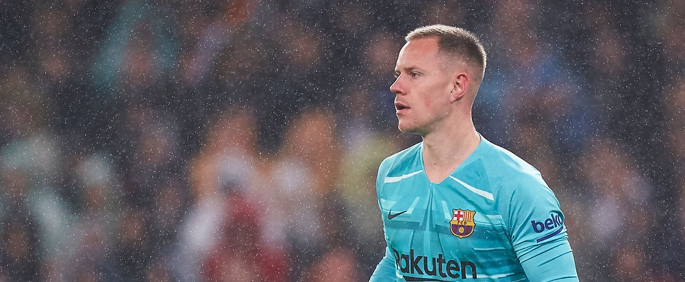 The German has shown his doubts with regard to renewing his contract with the Blaugrana. [Getty]