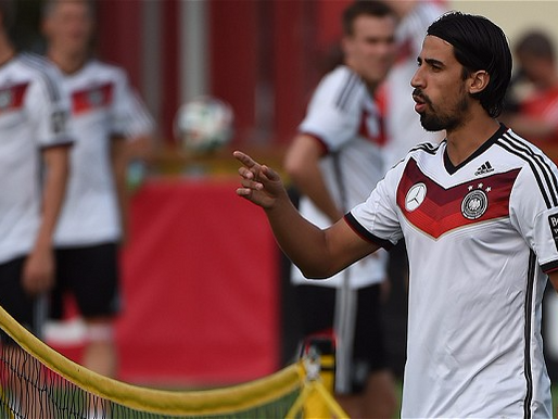 Khedira wants to help secure the Champions League trophy for Juventus.