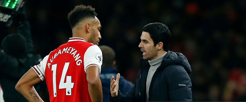 Mikel Arteta is desperate to keep hold of the star. [Getty]