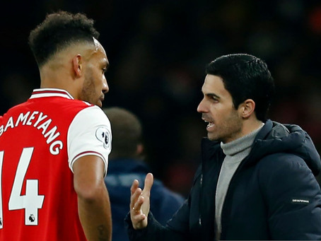 Martin Keown: Aubameyang is not to blame for Arsenal's current woes.
