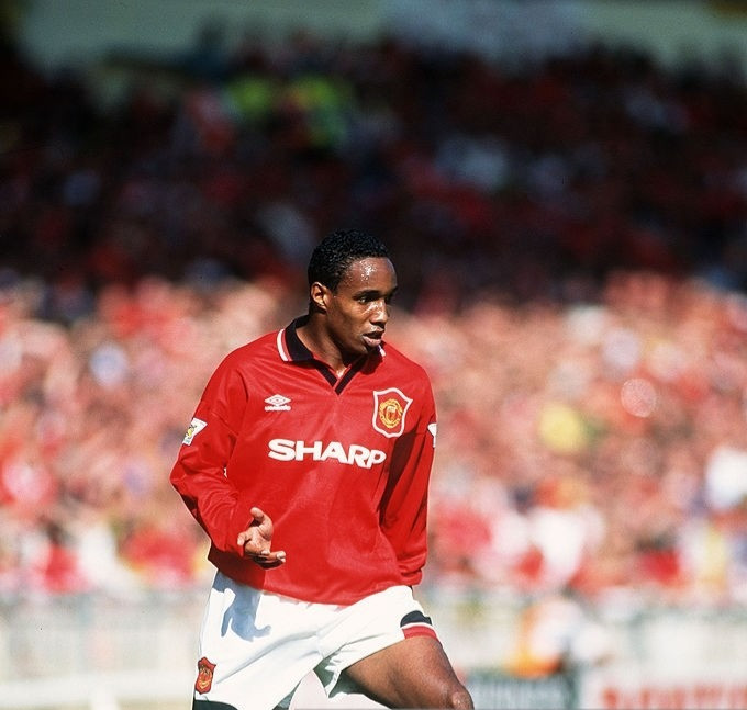 Ince who won two league titles with the Red Devils. [Getty]