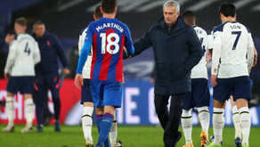 Spurs boss Mourinho after Palace draw: 'What I feared would happen, happened'