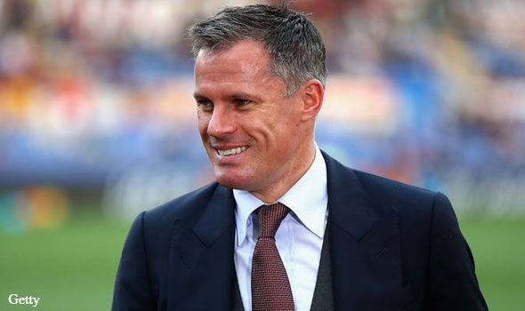 Carragher believes Liverpool will beat Everton to a Champions League spot.