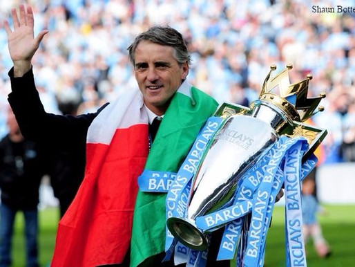 Mancini expects Serie A title race to go to the wire and believes Inter Milan have a chance.