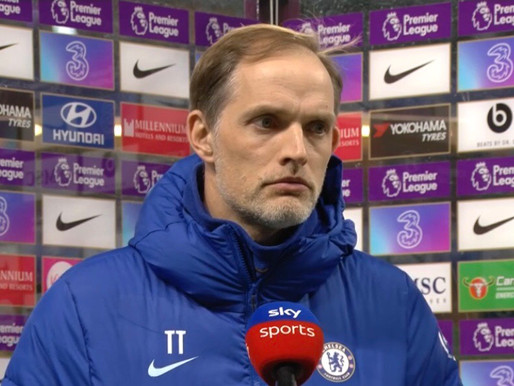 Chelsea boss Tuchel wasn't happy with what he saw against Arsenal.