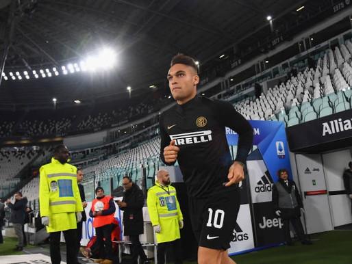 Inter forward Lautaro Martinez urged to join Barcelona