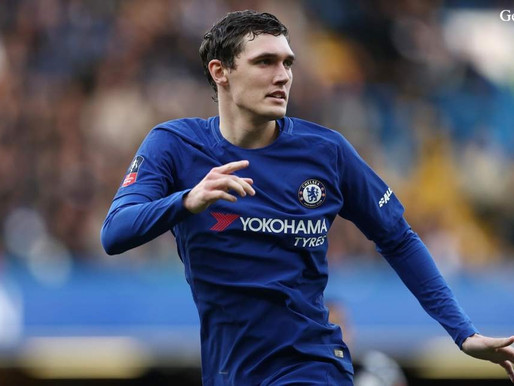 Andreas Christensen not expecting to leave in January.