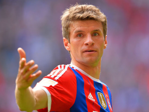 Muller says he is not fixed at Bayern Munich.