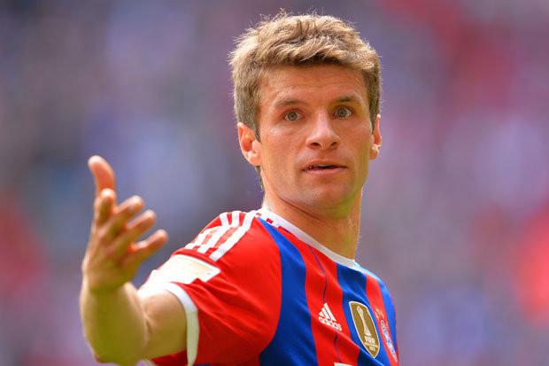 Thomas Muller has had a trophy-laden career at Bayern