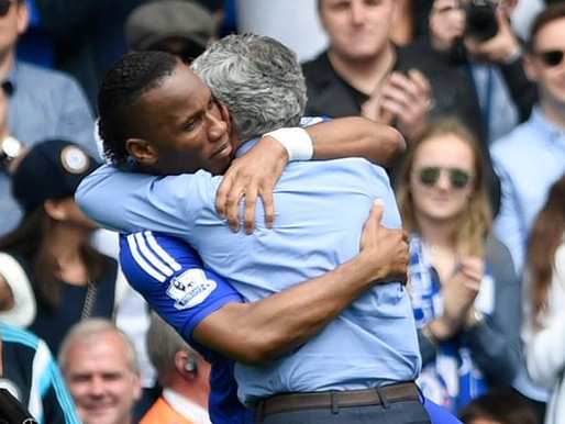 Mourinho would win the title at Man City, says Didier Drogba.