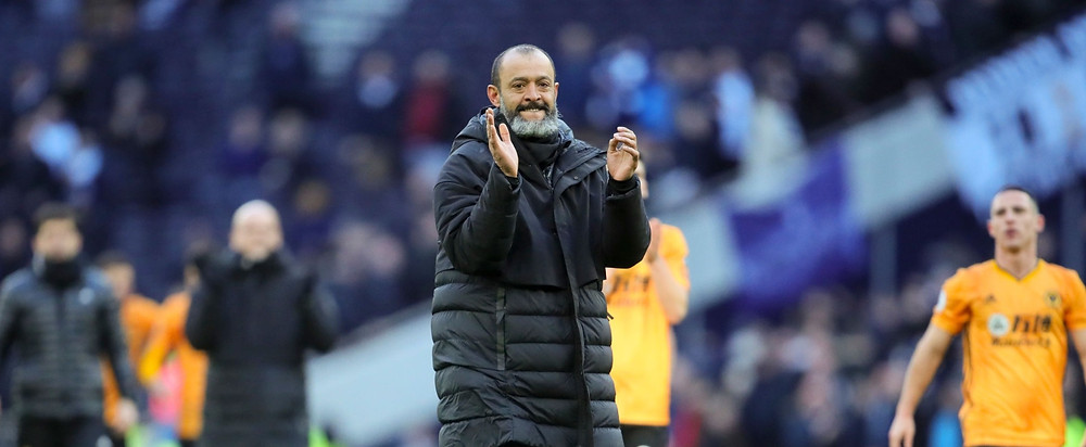 Nuno Espirito Santo. [Getty Images]