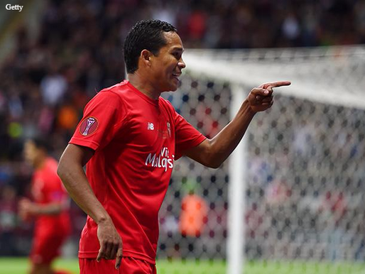 Bacca: PSG wanted me.