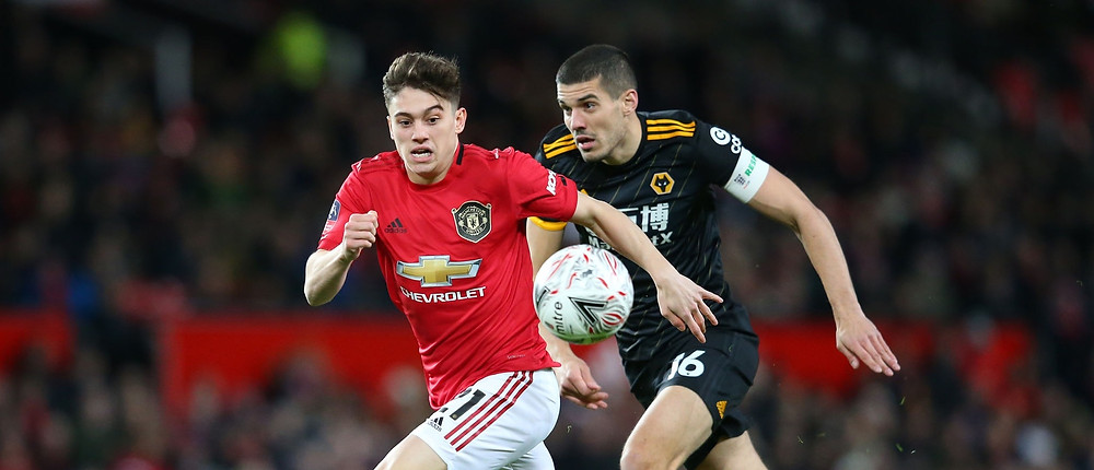 Daniel James says he brings 'a lot more than goals' to Manchester United. [Getty]